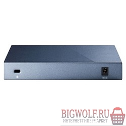 картинка tp-link tl-sg108 8-port desktop gigabit switch, 8 10/100/1000m rj45 ports,metal case в интернете магазине BIGWOLF.RU. Фото N3