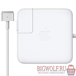 картинка md506z/a apple 85w magsafe 2 power adapter (macbook pro 15-inch with retina display) в интернете магазине BIGWOLF.RU