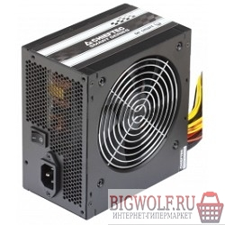 картинка блок питания chieftec 650w rtl {atx-12v v.2.3 psu with 12 cm fan, active pfc, fficiency >80% with power cord 230v only} в интернете магазине BIGWOLF.RU. Фото N2
