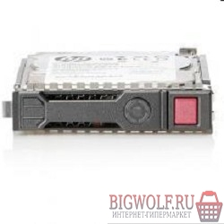 картинка hp 300gb 6g sas 15k rpm sff (2.5-inch) sc enterprise 3yr warranty hard drive (652611-b21) в интернете магазине BIGWOLF.RU