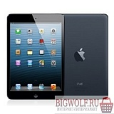 картинка планшет apple ipad mini 2 with retina display wi-fi 32gb + cellular space gray / black (me820ru/a)apple в интернете магазине BIGWOLF.RU