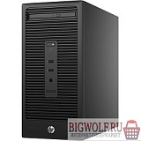картинка hp 280 g2 mt/i3-6100/4gb/500gb/dvdrw/win7pro +w10pro/k+m/black в интернете магазине BIGWOLF.RU