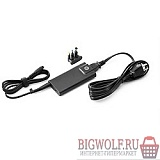 картинка hp ac adapter slim 65w h6y82aa#abb {zbook14/1040/640/650/820/840/850/250/255/350/430/450/470/1040/zbook 14/640/650/725/745/755/820/840/850/9470m/8470w} в интернете магазине BIGWOLF.RU