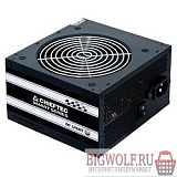 картинка блок питания chieftec 400w rtl {atx-12v v.2.3 psu with 12 cm fan, active pfc, fficiency >80% with power cord 230v only} в интернете магазине BIGWOLF.RU