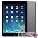 картинка планшет apple ipad air 2 wi-fi + cellular 32gb - space grey (mnvp2ru/a)apple в интернете магазине BIGWOLF.RU